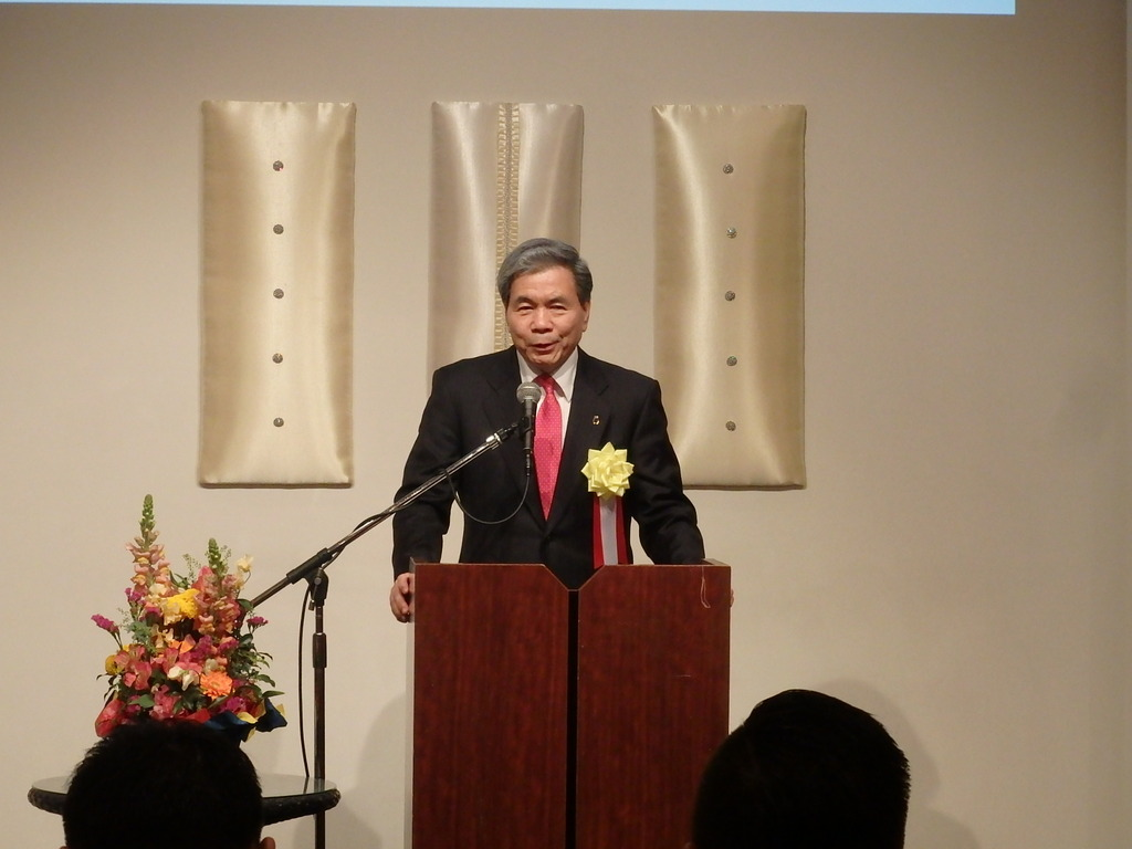 講師:蒲島郁夫 熊本県知事