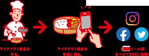#大津エール飯(熊本大津)